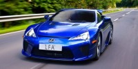 The Boss of Lexus Has Revealed The Company Could Have Sold More of Its $750,000 Lexus LFA