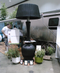 Part of This Exterior Showcase Was The Newest Addition to Airstream's Collection