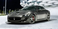 a Four-Seat Version of The Maserati Granturismo MC Stradale Has Been Revealed