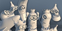 Minions Have Made Their Foray in to The Realm of 3D Printing, Thanks to iMakr