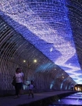 Wonderful Design LED Milky Way for Tanabata Festival