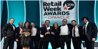 Shop Direct Celebrates Triple Win at Retail Week Awards 2016