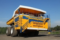 The 450-Tonne Dump Truck Is Claimed to Be The World's Largest
