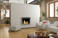 Join in The New Summer Lighting Fad with The Anywhere Fireplace