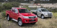 Toyota HiLux Have Been Upgraded with New Safety, Technology and Convenience Features