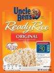 Mars Food Recalls Uncle Ben's Ready Rice Original Long Grain White Rice Product