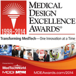 The MedTech Industry's Premier Design Competition Is Now Accepting Entries.