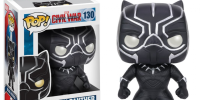 Hasbro,LEGO, Funko And Rubie's On Board For Marvel's Black Panther