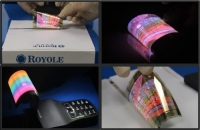 Royole Corporation Demonstrated The World's Thinnest Full-Color Flexible Display