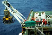 Sinopec Completes Its First Deepwater Rov Operation