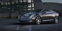 Cadillac ELR Has Been Unveiled on Day Two of The 2013 North American Auto Show in Detroit