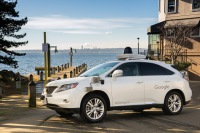 Google to Test Its Self-Driving Vehicles in Kirkland City of US