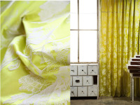 Christian Fischabacher Is Proposing The New Collection Italia with a Variety of Fabrics
