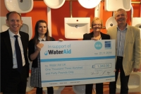 Kbb and Kbb Birmingham Raises Money for Wateraid UK