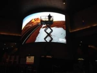 LED Curved Video Wall