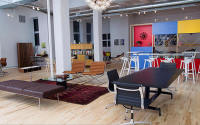 Herman Miller Opened a Pop Up Shop in New York City