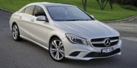 The Mercedes-Benz CLA-Class Launched in Australia as a Two-model Range