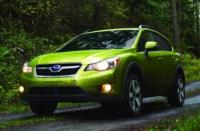 Fuel-Efficient Compact Crossover Ia Released by Subaru XV Hybrid