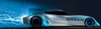 Nissan Has Introduced The New ZEOD Electric Prototype Race Car