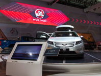 INFILED Displays Were Specified for 2012 Australian International Motor Show