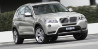 The Audi Q5, Range Rover Evoque and Volvo XC60 to Compare It with The BMW X3