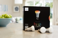 The Philips Lighting Hue SSL Retrofit Lamp Can Provide 16-Million Colors