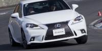 Lexus Australia Is Looking to Introduce a Four-Wheel-Steering Version