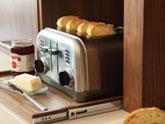 38 Smart Concealed Kitchen Storage Spaces
