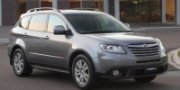 The Subaru Tribeca SUV Will Cease Production in January 2014