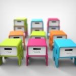 Kindergarten Stool: Stackstool