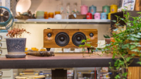 Min7 Is A Handmade Wooden Speaker
