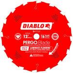 Diablo Pergo Blades Are Ideal for Cutting Laminate Flooring, Hardwood Flooring