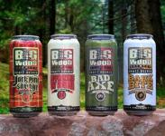 Big Wood Brewery Has Announced The Launch of Its Jack Savage