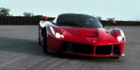Laferrari Videos Have Been Released by The Italian Manufacturer