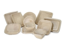 Biopac Has Launched a New Range of Compostable Containers with Clear RPET Lids