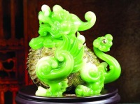 Pixiu Is One of The Five Auspicious Animals of Traditional Chinese Culture
