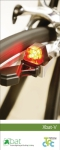 Xbat Unveils Magnet-Powered Bicycle Lights