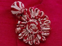 The Knot Button Is a Distinctive Feature of Traditional Chinese Apparel