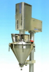 The Sanitary Filler Is Suitable for Dairy Powders and Other Applications
