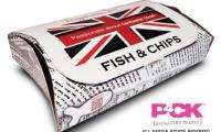 Design Consultancy P4CK Launches a Brand New Packaging Concept for Takeaway Fish and Chips
