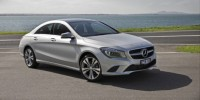 CLA200 Was Reviewed by Mercedes-Benz CLA-Class
