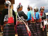 With a Population of 17,935,The Deang Ethnic Minority Lives Exclusively in Yunnan Province