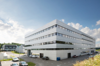 Porsche Has Expanded Its R&D Center at Weissach in Baden-Württemberg, Germany