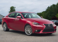 The Redesigned-for-2014 Lexus IS