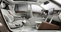 Volvo Cars Revealed a New in-Car Luxury Concept, Lounge Console, at Shanghai Show