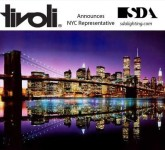 Tivoli Has Announced The Appointment of a New Tivoli Lighting Commercial Account Sales