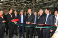 The Renault-Nissan Alliance Unveiled a Second Production Line at Its Facility