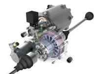 Germany Researchers Developed Torque Vectoring Transmission Used in Electric Vehicles