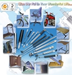 WDF Is a Prestigious Manufacturer Turning out Mainly Gas Springs for OA Chairs