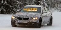 The Next-Generation BMW M3 Sedan Has Been Snapped by Photographers